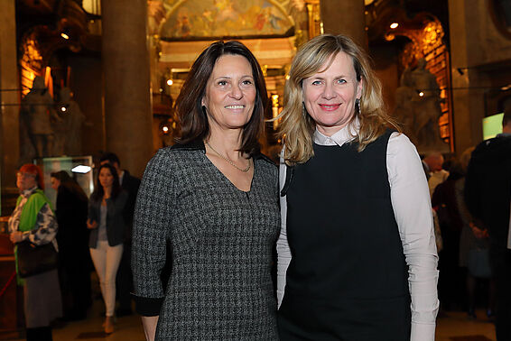 Sabine Oppolzer, Bettina Leidl