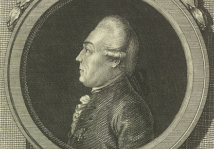 Portrait Gottfried van Swieten
